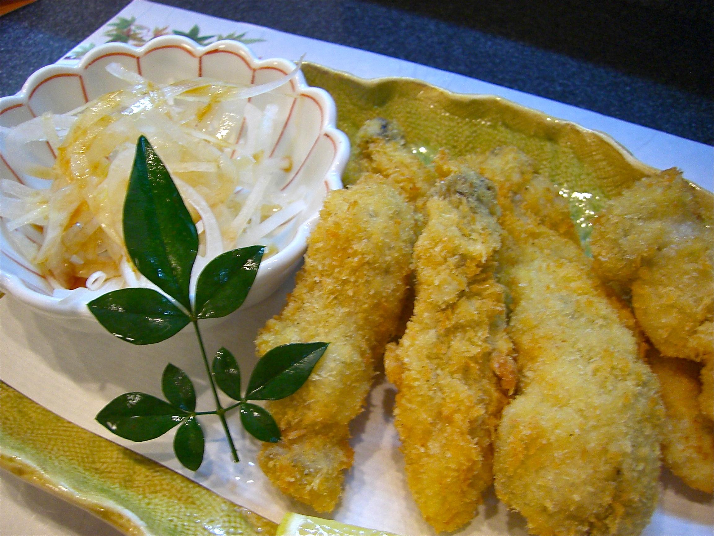かきフライ(かき料理5)