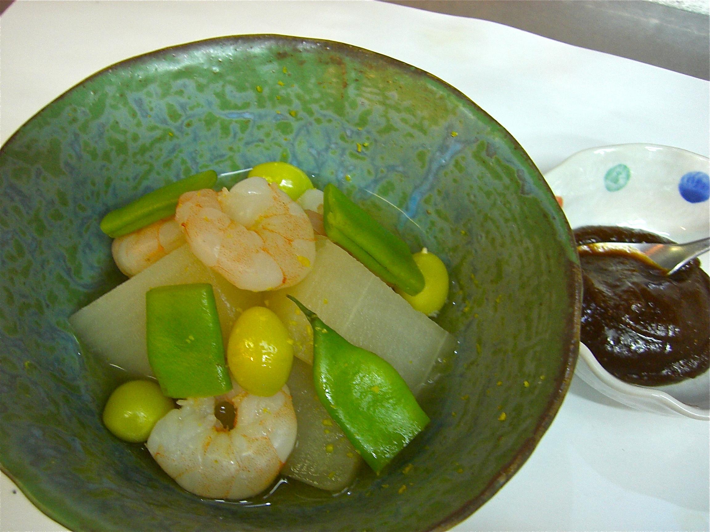 ふろふき大根(大根料理1)