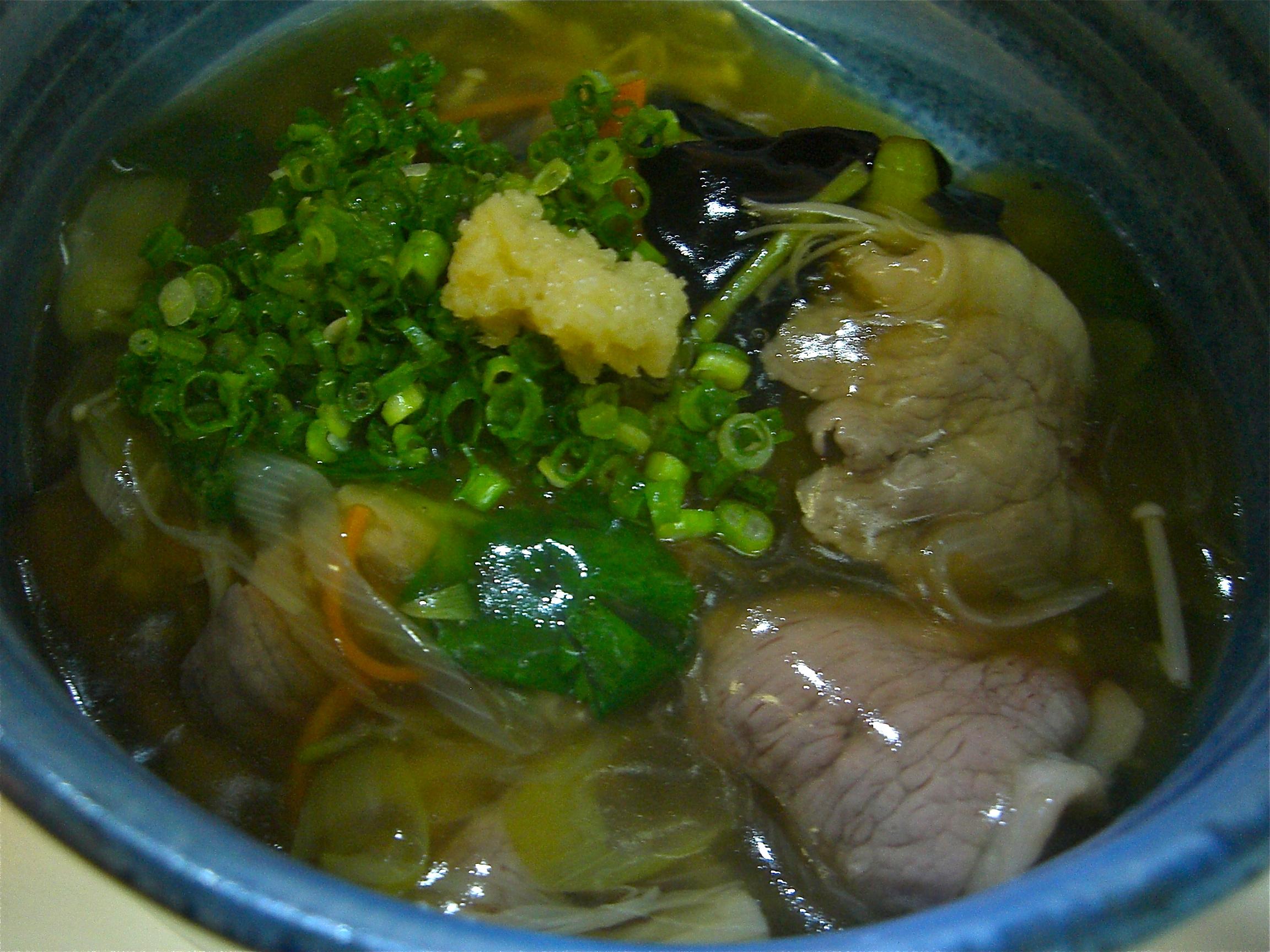 揚げ茄子 合鴨野菜あんかけ(合鴨料理3)