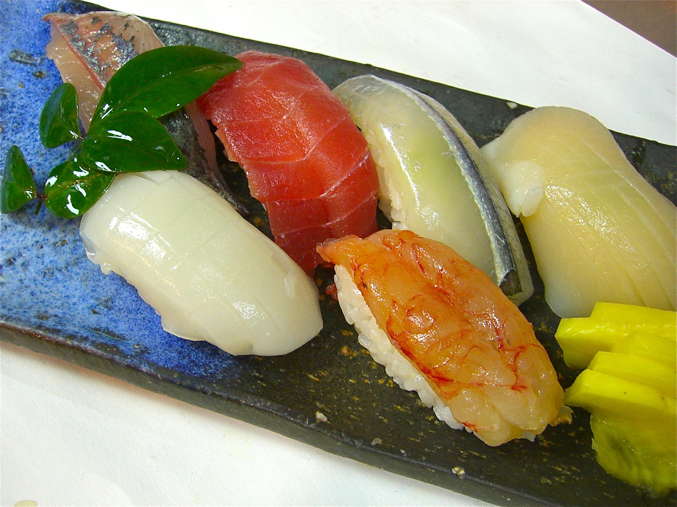 ぷちにぎり寿司