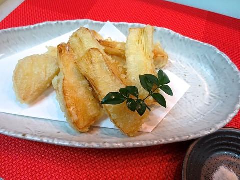 竹の子の天ぷら