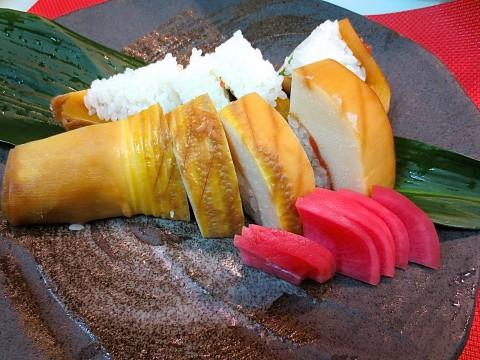 竹の子寿司