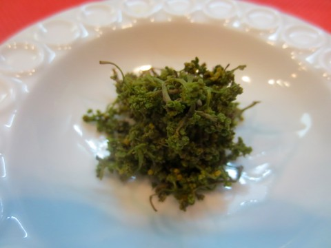 花山椒佃煮(自家製)