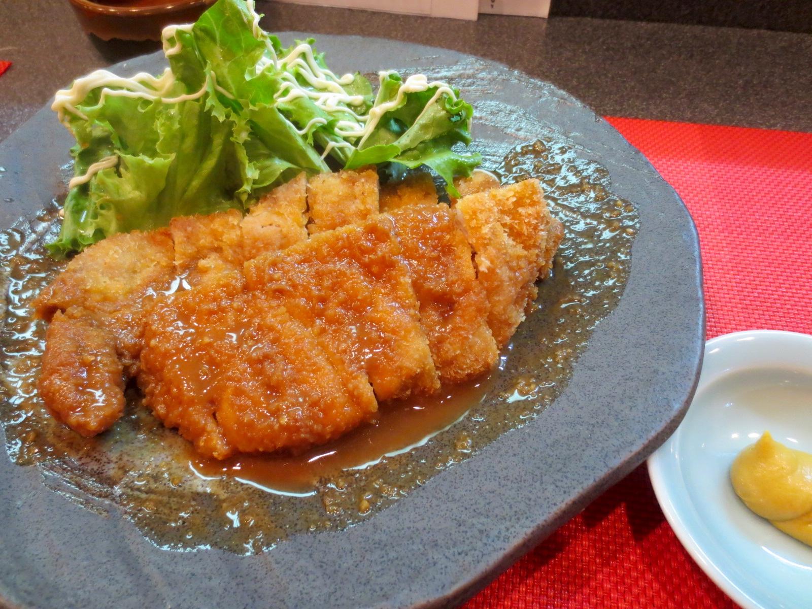 アグー豚味噌カツレツ