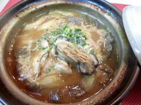 牡蠣土手鍋