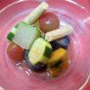 夏野菜炊き合わせ(冷)