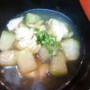 冬瓜と鱧あっさり煮