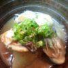 大根とかき味噌煮