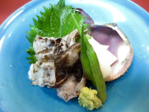 生鳥貝造り