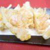 海老、玉葱、コーンかき揚げ