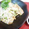 大根しらす岩海苔サラダ