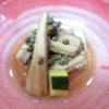 穴子の山椒煮