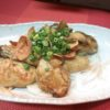 カキガーリック醤油焼き