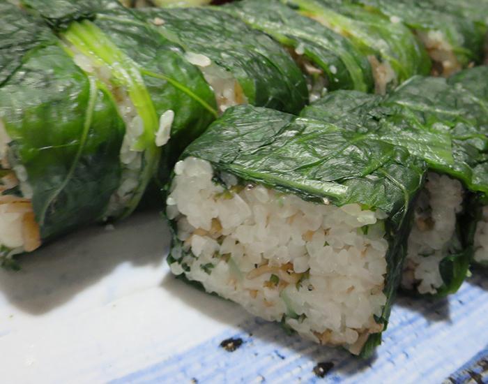 美味旬彩「塩井」貸切個室 めはり寿司
